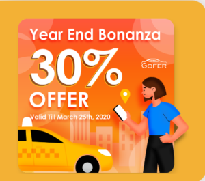 Best Year-End Offers From GoferZone's On-Demand Delivery Products!